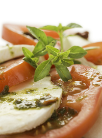 Моцарела с домат 300гр